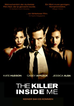 Filmplakat zu The Killer Inside Me