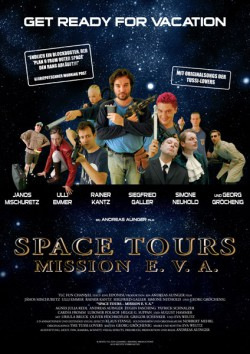 Filmplakat zu Space Tours - Mission E. V. A.