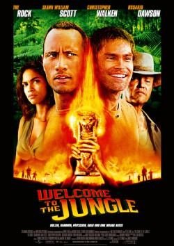 Filmplakat zu Welcome to the Jungle