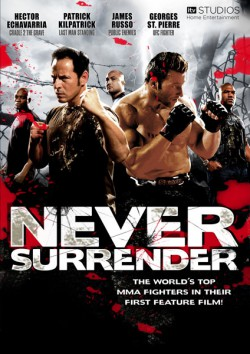 Filmplakat zu Never Surrender