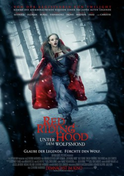 Filmplakat zu Red Riding Hood
