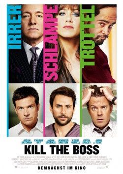 Filmplakat zu Kill the Boss