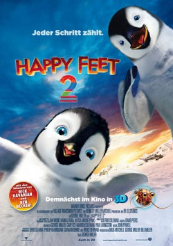 Filmplakat zu Happy Feet 2