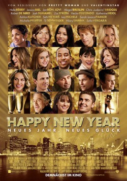 Filmplakat zu Happy New Year