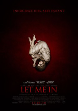 Filmplakat zu Let Me In