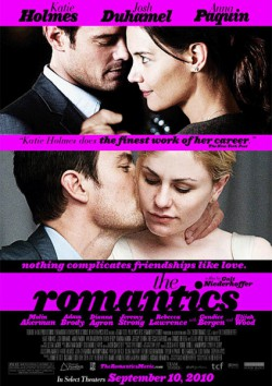 Filmplakat zu The Romantics