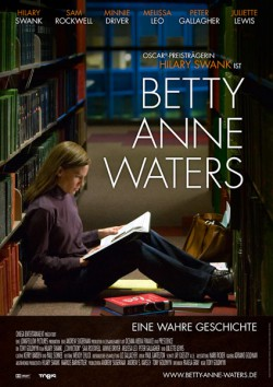 Filmplakat zu Betty Anne Waters