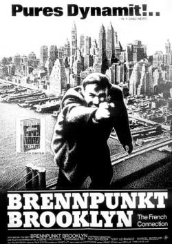 Filmplakat zu The French Connection - Brennpunkt Brooklyn