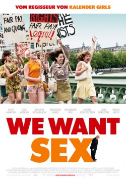Filmplakat zu We Want Sex