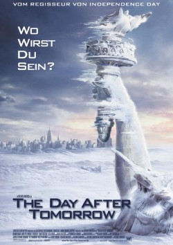 Filmplakat zu The Day After Tomorrow