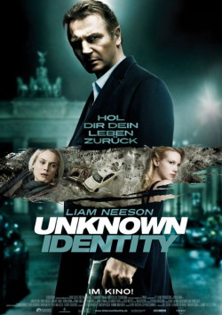 Filmplakat zu Unknown Identity