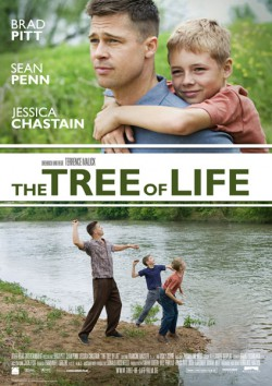 Filmplakat zu The Tree of Life