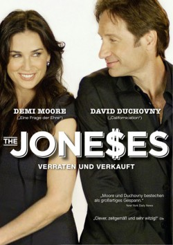 Filmplakat zu The Joneses
