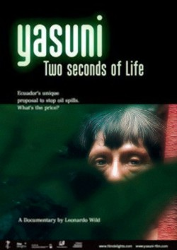 Filmplakat zu Yasuni - Two Seconds of Life