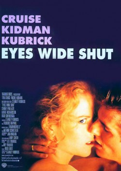 Filmplakat zu Eyes Wide Shut