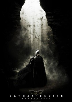 Filmplakat zu Batman Begins