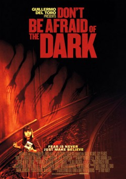 Filmplakat zu Don't Be Afraid of the Dark