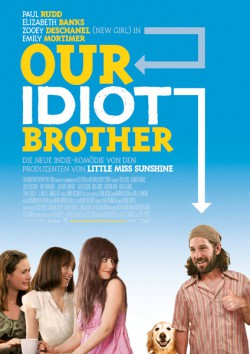 Filmplakat zu Our Idiot Brother