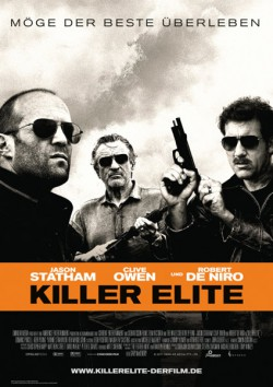 Filmplakat zu Killer Elite