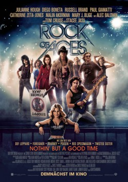 Filmplakat zu Rock of Ages