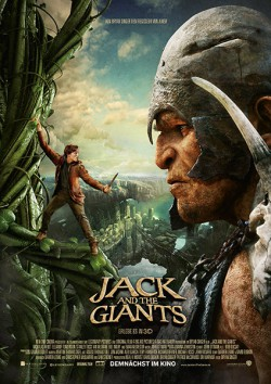 Filmplakat zu Jack and the Giants