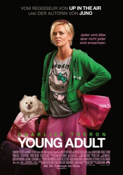 Filmplakat zu Young Adult