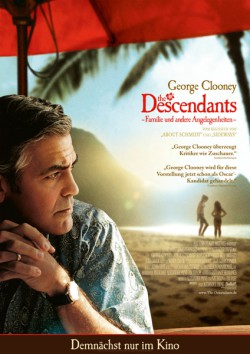 Filmplakat zu The Descendants