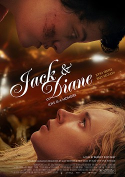 Filmplakat zu Jack and Diane