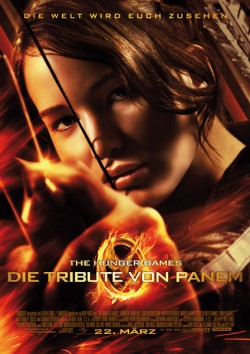 Filmplakat zu Die Tribute von Panem - The Hunger Games