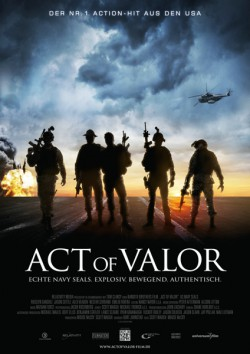 Filmplakat zu Act of Valor