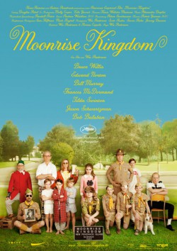 Filmplakat zu Moonrise Kingdom