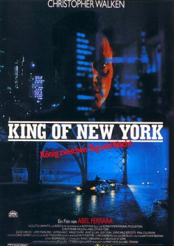 Filmplakat zu King of New York