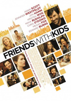 Filmplakat zu Friends with Kids