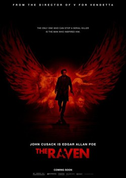 Filmplakat zu The Raven