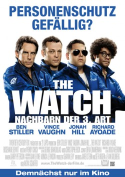 Filmplakat zu The Watch - Nachbarn der 3. Art