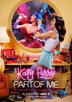 Filmplakat zu Katy Perry: Part of Me