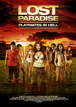 Filmplakat zu Lost Paradise - Playmates in Hell