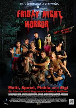 Filmplakat zu Friday Night Horror