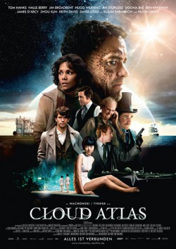 Filmplakat zu Cloud Atlas