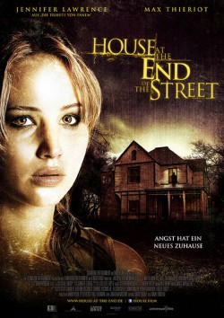 Filmplakat zu House at the End of the Street