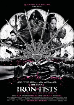 Filmplakat zu The Man with the Iron Fists