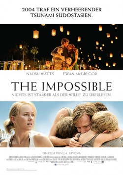 Filmplakat zu The Impossible