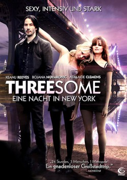 Filmplakat zu Threesome - Eine Nacht in New York