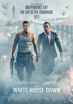 Filmplakat zu White House Down