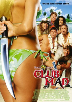 Filmplakat zu Club Mad