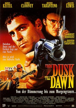 Filmplakat zu From Dusk Till Dawn