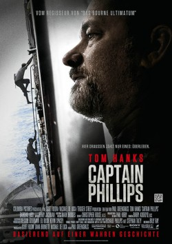Filmplakat zu Captain Phillips