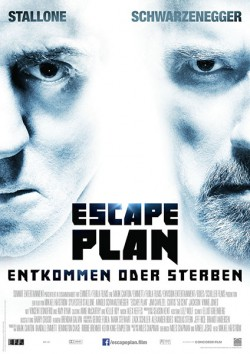 Filmplakat zu Escape Plan