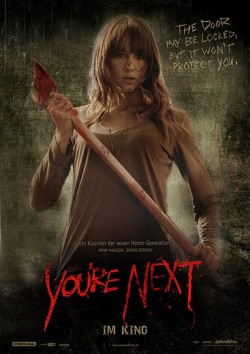 Filmplakat zu You're Next