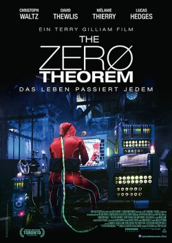 Filmplakat zu The Zero Theorem